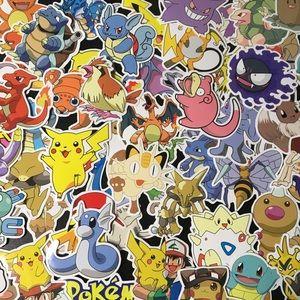 Pokémon stickers, random 50